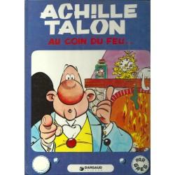 Achille Talon au coin du feu
