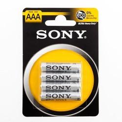 Piles Sony AAA