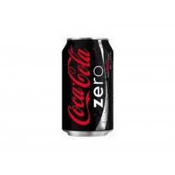 Coca-Coca Zéro Canette 33 cl