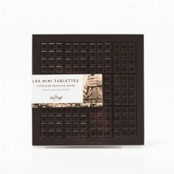 Mini tablettes au chocolat noir Le Nôtre