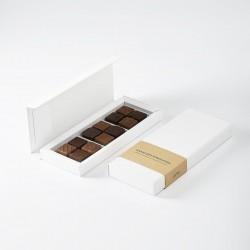 Bonbon de chocolat ganache Lenôtre