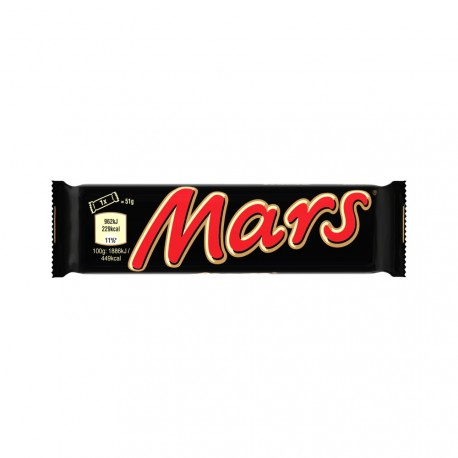Accordé, mais... Mars-chocolat